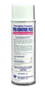 Whitmire Pro Control Plus Fogger is shown in its white blue and pink aerosol can