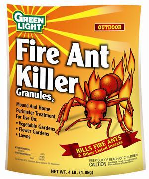 Greenlight Fire Ant Killer Granules