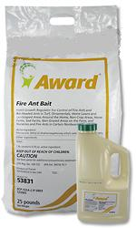Award Fire Ant Bait Insect Growth Regulator