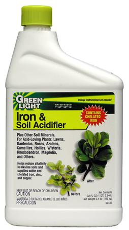 Green Light Iron & Soil Acidifier