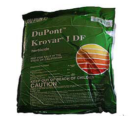 DuPont Krovar I DFis shown in a green bag