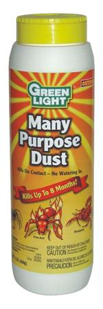 Many Purpose Dust