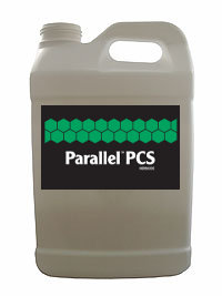 Parallel PCS is a dual action herbicide that works quick!