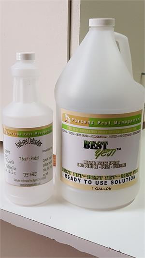 Natures Defender Best Yet for flea, bedbug, and other insect removal