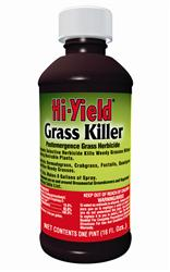 Hi-Yield Grass Killer Postemergence Grass Herbicide