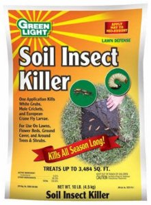 Soil Insect Killer Granular Insecticide