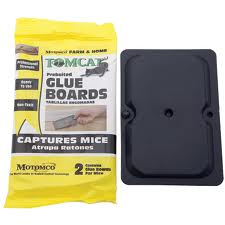 Tomcat Glue Board Mouse Traps