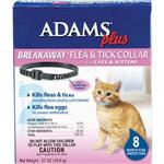 Breakaway Flea & Tick Collar for Cats & Kittens