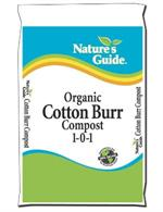 Natures Guide Cotten Burr Compost