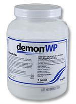 Demon WP is shown in its 1Lb jar