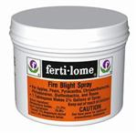 Fire Blight Spray