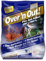 Over'n Out! Fire Ant Killer