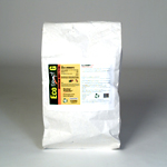 EcoPco Exempt G is shown in its 22 pound bag this granular insecticide from the folks at EcoSmart will provide quick knockdown on a long list of bugs