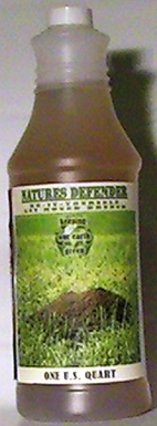 Natures Defender Ant Mound Drench