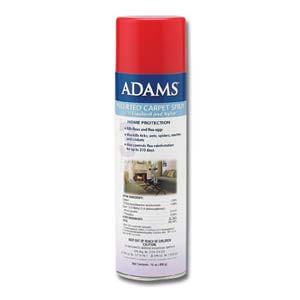 Adams Plus Carpet Spray