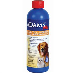 Adams Flea & Tick Shampoo With IGR