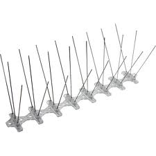 Bird-B-Gone Stainless Steel Bird Spikes