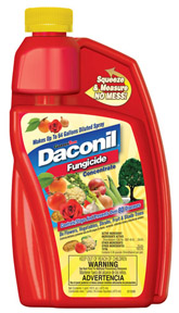 Daconil Fungicide Concentrate