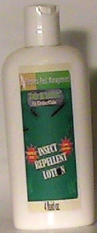 Bug Repellant Lotion by cedarcide will not only keep the bugs away but moisturize your skin too!