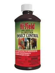 Lawn, Garden, Pet and Livestock Insect Control