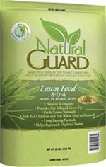 Natural Guard Lawn Food