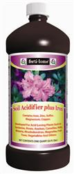 Ferti-lome Soil Acidifier Plus Iron